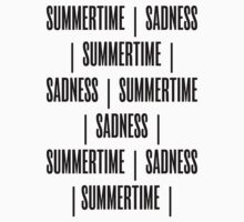 Lana del Rey: Summertime Sadness by rolypolynicoley