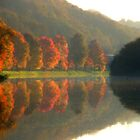Reflets d'automne. by Jean-Luc Rollier