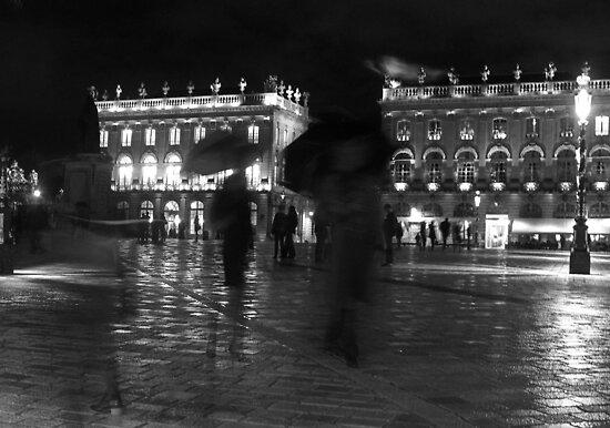 Stanislas Square Nancy by Paul Pasco