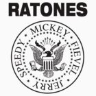 It&#x27;s RATONES, not RAMONES #2 by ikado