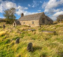St Celynnin by Adrian Evans