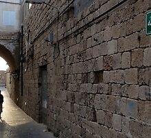 Archway | Akko/Acre, Israel by rubbish-art