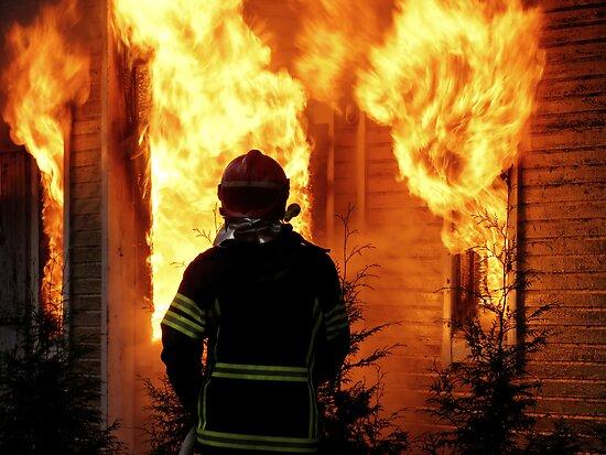 15.11.201212: Fireman at Work V by Petri Volanen