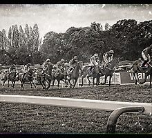 Jubilee Racing by BillyFish