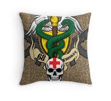 68 Whiskey Throw Pillow