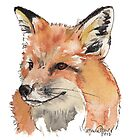 Red Fox by Lynn Oliver