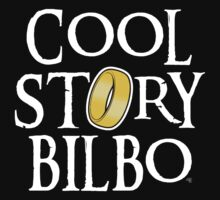 COOL STORY BILBO (white) by cubik