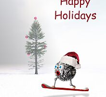 Happy Holidays by Carol and Mike Werner