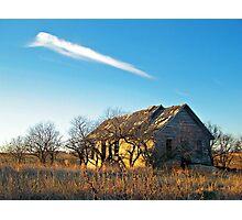 Prairie Memories Photographic Print