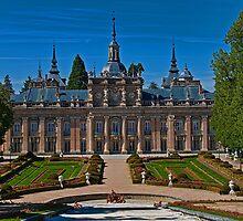 Spain. La Granja de San Ildefonso. Royal Palace & Gardens. by vadim19