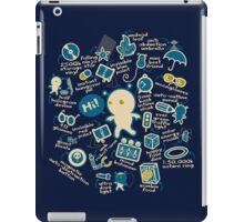 AWESOME BIBI'S GADGETS iPad Case/Skin