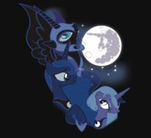 3 Luna Moon T-Shirt