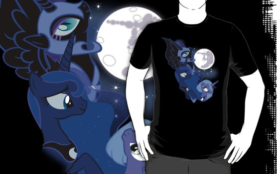 3 Luna Moon by AniMayhem