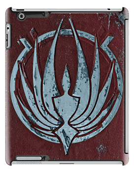 RED PHOENIX [Battlestar Galactica] for iPAD! by Filmart