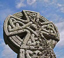 Cornish Celtic Cross by dalekenworthy