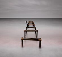 South Coast of Juelsminde by Kim Hansen