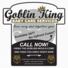 Goblin King Baby Care Services by QueenHare