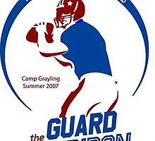 Guard Gridiron Logo by Deidre Piechocki
