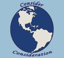 Consider World Consideration  by Brian Alexander
