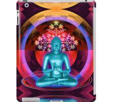 Blue Buddha iPad Case/Skin