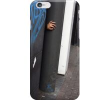 Sinister hand iPhone Case/Skin