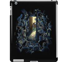 Be Afraid of the Dark iPad Case/Skin