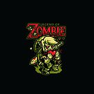 Legend of Zombie - IPAD CASE by WinterArtwork
