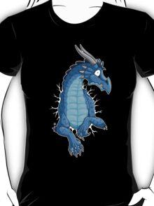 STUCK - Blue Dragon T-Shirt