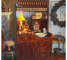 Antiques And Fragrances by Glenn McCarthy