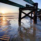 Sunrise Pier by Jonicool