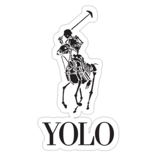 YOLO by Colin Denney