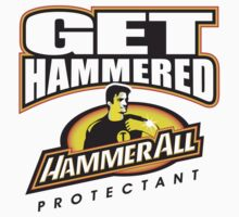 Hammerall ELE Protectant-White Kids Clothes