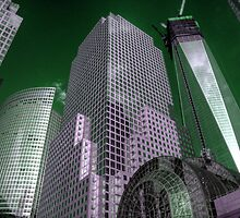 World Financial Centre 4 by Rob Hawkins