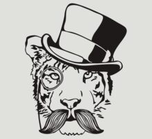 Dapper Tiger by MarenMay