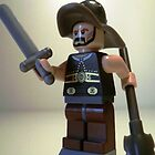 Gladiator 'Titus the Gladiator' Custom LEGO® Minifigure, by 'Customize My Minifig' by Chillee