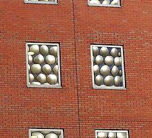 Birmingham Reflections by John Evans