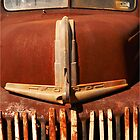 Old Truck at gold mining town #02 by Malcolm Heberle