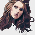 Adele by JillySB