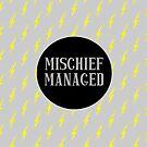 mischief managed by aprilbritt