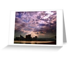 Kentucky Skyline 2 Greeting Card