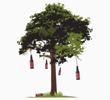 Beer Tree by thejessis
