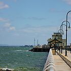 The Pier in spring by JessicaHayley