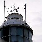 Lighthouse Weather Vane by Michelle Ricketts