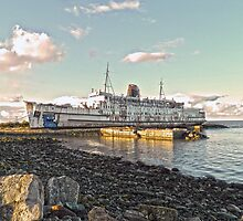 Duke of Lancaster in HDR2 by DavidWHughes