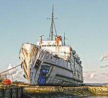 Duke of Lancaster in HDR3 by DavidWHughes
