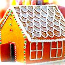 Gingerbreadhouse by ©The Creative  Minds