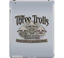 The Three Trolls iPad Case/Skin