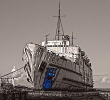 Duke of Lancaster Popped 4 by DavidWHughes