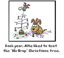 No-Drop Christmas Tree by Tim Wells