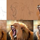 The Royal Yawn- progression by Peyton Duncan